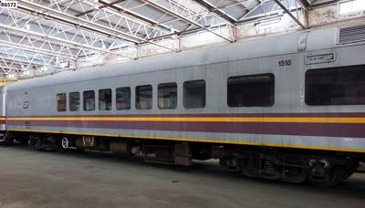 "MCD/L1518 - Dining Car named ""The Canecutters Bar""."
