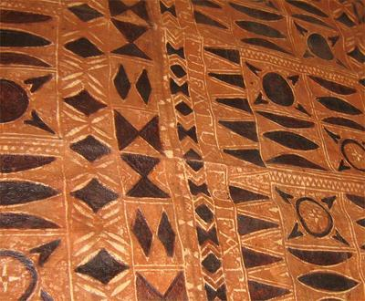 Bark cloth - Siapo