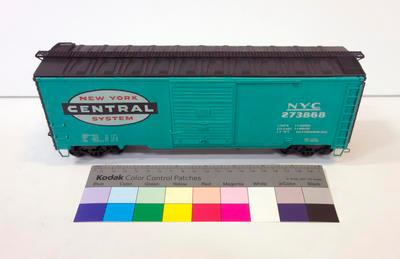 Model - New York Central Railroad Boxcar