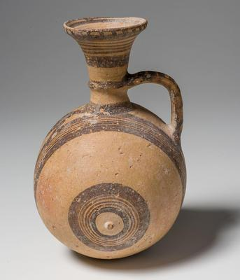 Collection item of H13470 CH classification ARCHAEOLOGY Cypriot flask