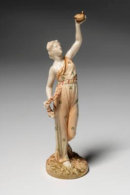 "Figurine, ""Liberty""; 1902; H11650"