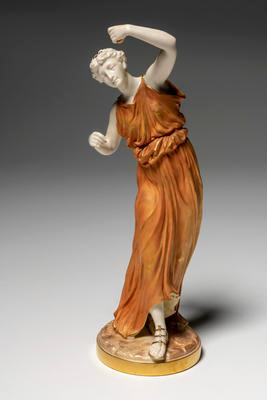 Figurine, Dancing Woman; 1911; H11520