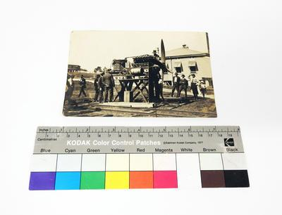 Collection item of R6760 CH classification PHOTOGRAPHS Machines