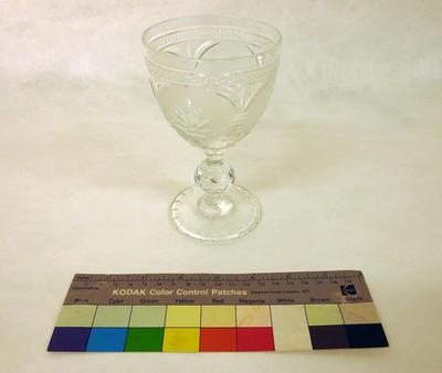 Great South Pacific Express - Wine Glass; R6742