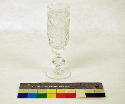 Great South Pacific Express - Champagne Glass; R6748