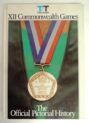 Official pictorial history XII Commonwealth Games; 1982; H49620