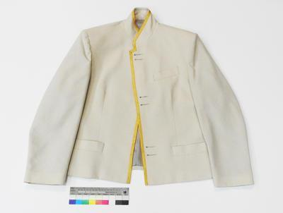 Great South Pacific Express - Jacket (cream)