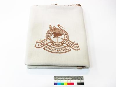 Great South Pacific Express - Blanket; R6973
