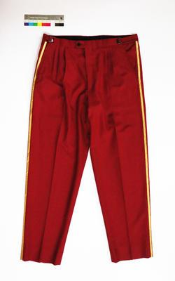Great South Pacific Express - Trousers (red)