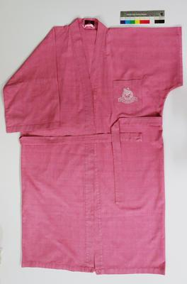 Great South Pacific Express - Bathrobe (pink)