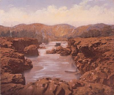 Photograph - Alligator Pool, Copperfield River, North Queensland