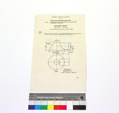 Annual Apprenticeship Examinations 1958 - Trade Geometry - Stage II