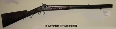 Collection item of H1980 CH classification ARMS & ARMOUR Firearms rifle