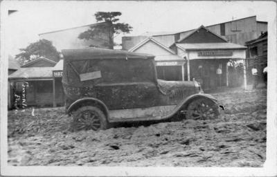 Photograph - Bogged T-Model Ford