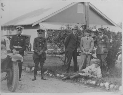 Photograph - Defence and Government Personnel