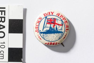 Button Badge, Jack's Day Appeal