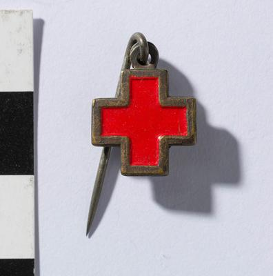 Red Cross Fundraising Badge