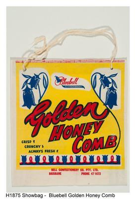 Sample Bag - Bluebell Golden Honey Comb