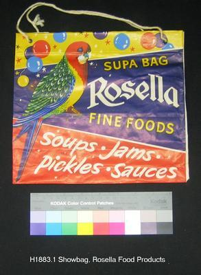 Sample bag -  Rosella Fine Food