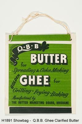 Sample Bag - Q.B.B. Ghee Clarified Butter