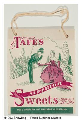Sample Bag - Tafe's Superior Sweets