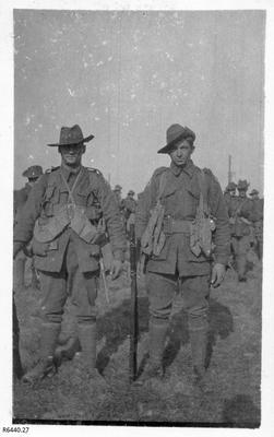 Photograph - Two Australian Soldiers; R6440.27