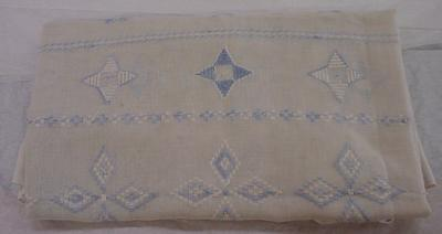 Bedspread - Embroidered