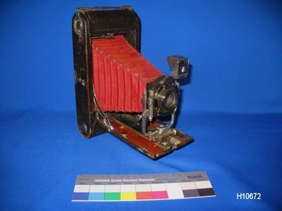 Camera - No.3A. Folding Pocket Camera