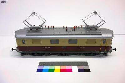 Model - SBB Re 4/4 Electric Locomotive; R7053
