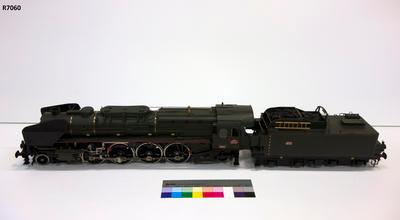 Model - SNCF 241 A Steam Locomotive; 1982; R7060