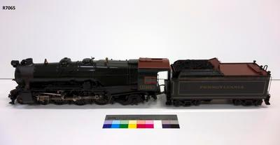 Model - Pennsylvania Railroad K4 Steam Locomotive; 1984; R7065