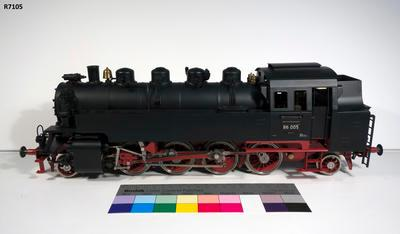 Model - Deutsche Bundesbahn 86 Tank Locomotive