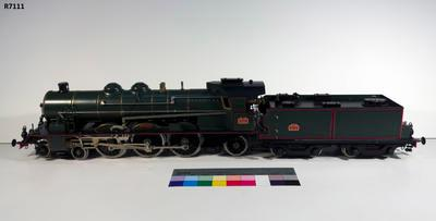 Model - PLM Pacific Steam Locomotive