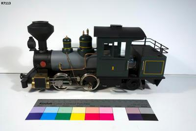 Model - Narrow Gauge Baldwin Locomotive