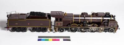 Model - Nord 231 Steam Locomotive