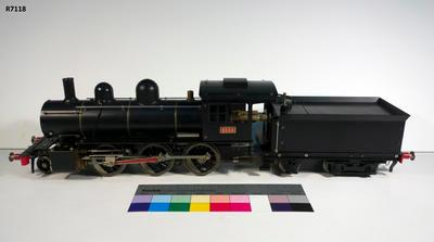 Model - JNR Steam Locomotive