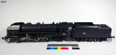 Model - SNCF 141 R Steam Locomotive