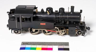 Model - JNR C12 Class Tank Locomotive