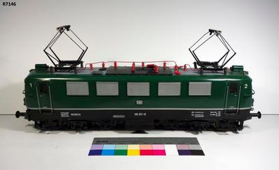 Model - Deutsche Bundesbahn E 41 Electric Locomotive
