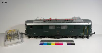 Model - SBB Re 4/4 Electric Locomotive