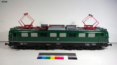 Model - Deutsche Bundesbahn E 50 Electric Locomotive