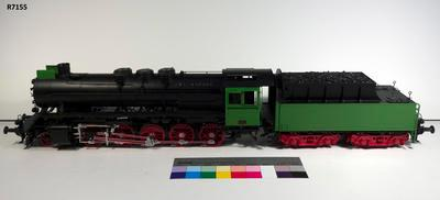 Model - 50 Class Steam Locomotive