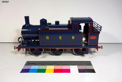 Model - Great Eastern Railway Tank Locomotive