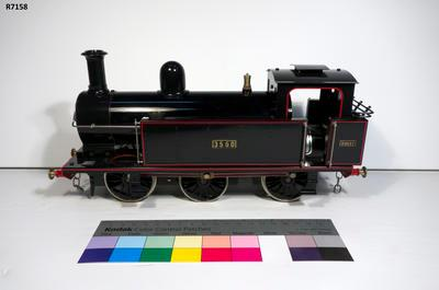 Model - Ouest French Tank Locomotive