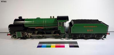 Model - Southern Railway Winchester Steam Locomotive