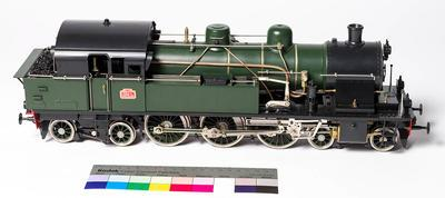 Model - SNCF 232 Tank Locomotive