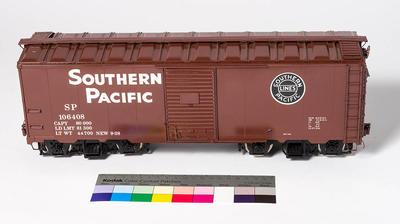 Model - Southern Pacific Boxcar