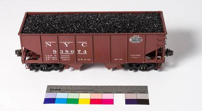 Model - New York Central Coal Hopper