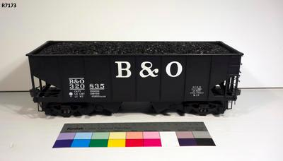 Model - Baltimore & Ohio Coal Hopper