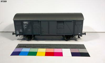 Model - CFL Covered Goods Wagon